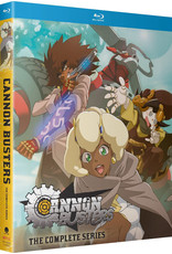 Funimation Entertainment Cannon Busters Blu-ray/DVD