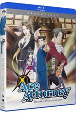 Funimation Entertainment Ace Attorney Season 1 Essentials Blu-ray