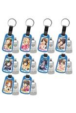 Idolm@ster Cinderella Girls x WEGO Dog Tag Keychain D