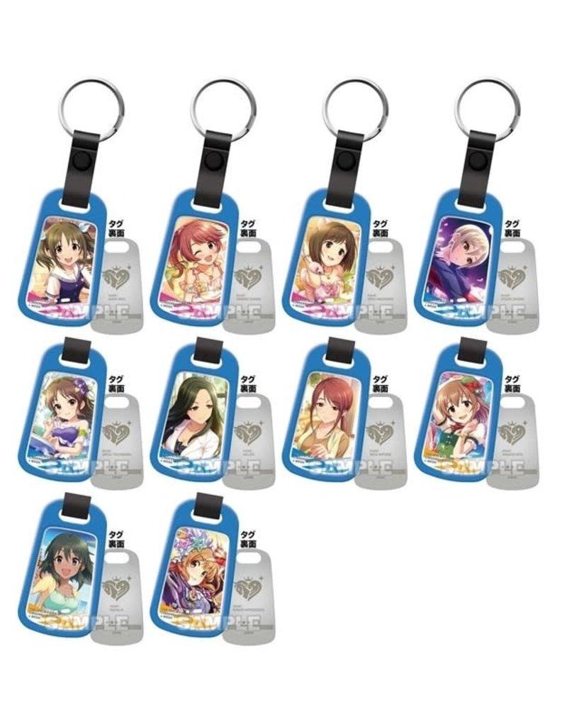 Idolm@ster Cinderella Girls x WEGO Dog Tag Keychain C