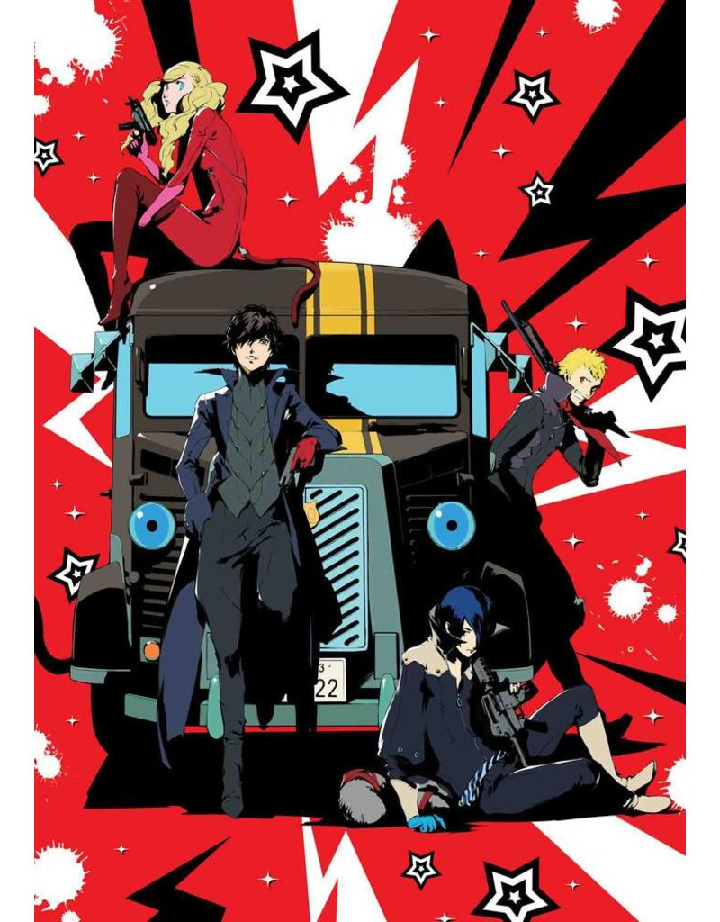 Aniplex of America Inc Persona 5 the Daybreakers Blu-Ray*