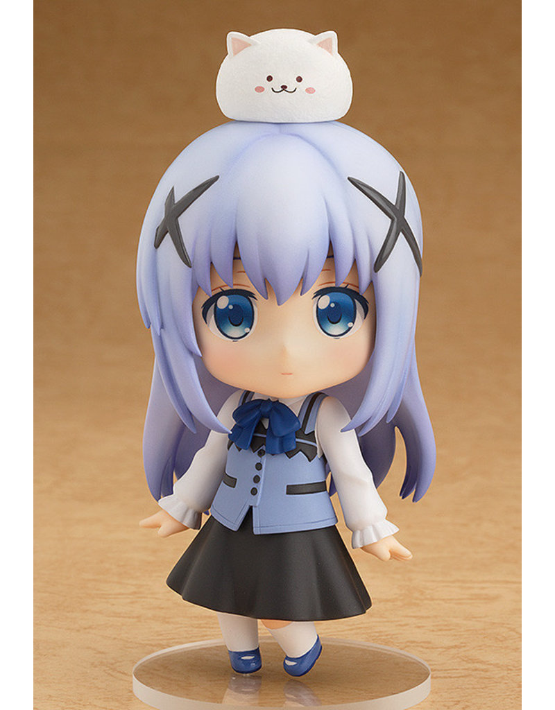 Good Smile Company Chino Is the Order a Rabbit Nendoroid 558*