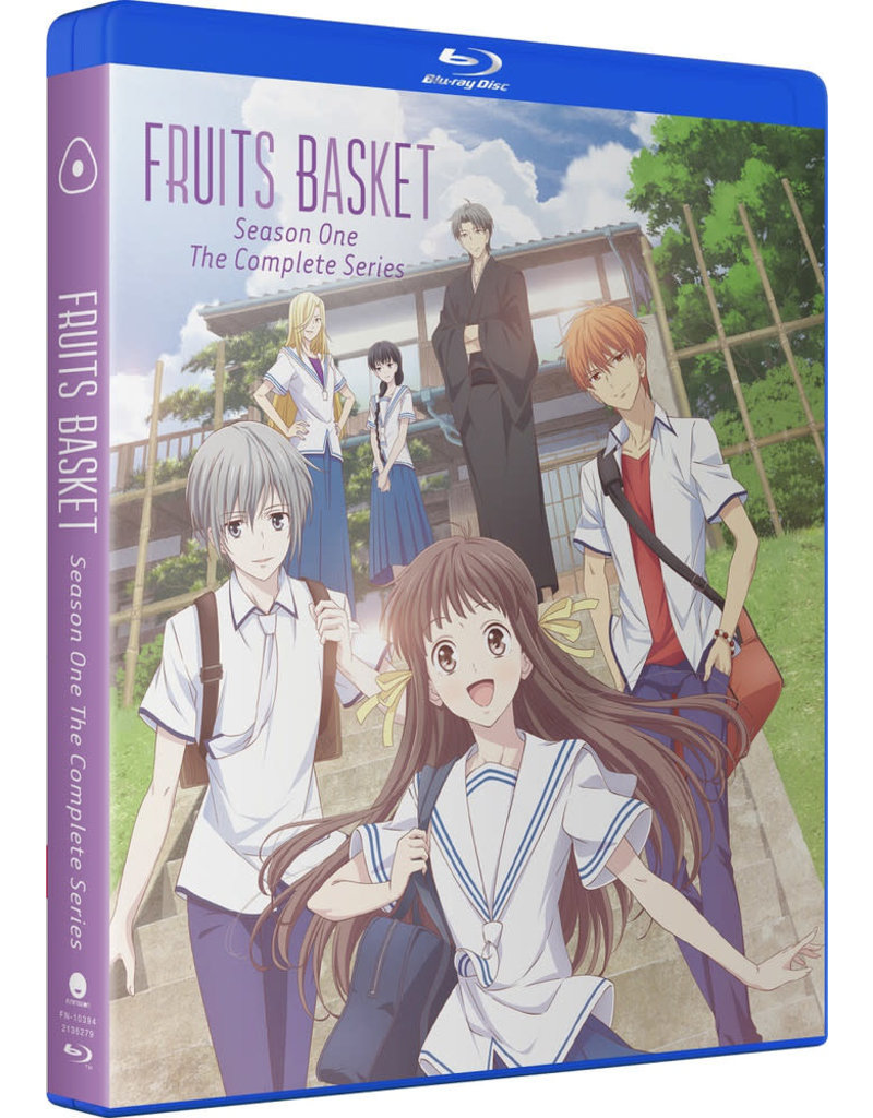 Funimation Entertainment Fruits Basket Season 1 Complete Collection Blu-ray