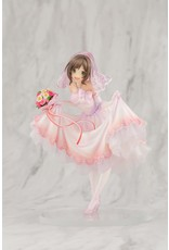 Kneed Miku Maekawa Dreaming Bride Ver. Limited Edition Idolm@ster CG Figure Kneed