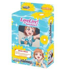 Bushiroad Love Live Sunshine TD Weiss Schwarz