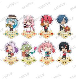 Bushiroad That Time I Got Reincarnated As a Slime Connected Petit Acrylic Stand Vol. 2