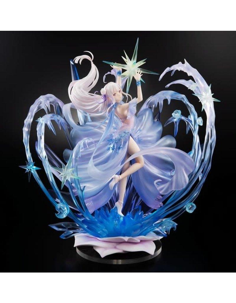 Emilia Crystal Dress Vers Re:Zero Figure EStream