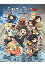 Funimation Entertainment Attack on Titan Junior High Blu-Ray/DVD LE
