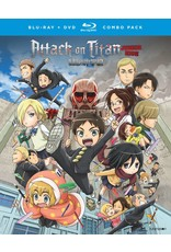 Funimation Entertainment Attack on Titan Junior High Blu-Ray/DVD*