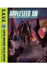 Funimation Entertainment Appleseed XIII Complete Series (S.AV.E. Edition) Blu-Ray/DVD