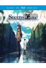 Funimation Entertainment Steins;Gate Movie Load Region of Deja Vu Blu-Ray/DVD