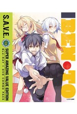 Funimation Entertainment Ben-To Complete Series (S.A.V.E. Edition) Blu-Ray/DVD*