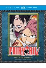 Funimation Entertainment Fairy Tail Collection 7 Blu-Ray/DVD
