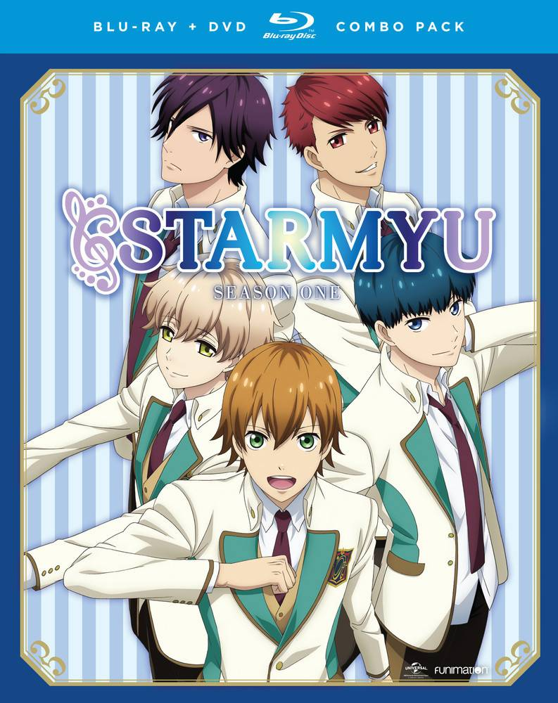 Funimation Entertainment Starmyu Complete Series Blu-Ray/DVD*