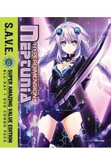 Funimation Entertainment Hyperdimension Neptunia Complete Series (S.A.V.E. Edition) Blu-Ray/DVD