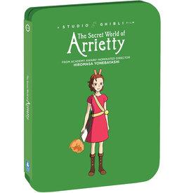 GKids/New Video Group/Eleven Arts Secret World of Arrietty Steelbook Blu-Ray/DVD