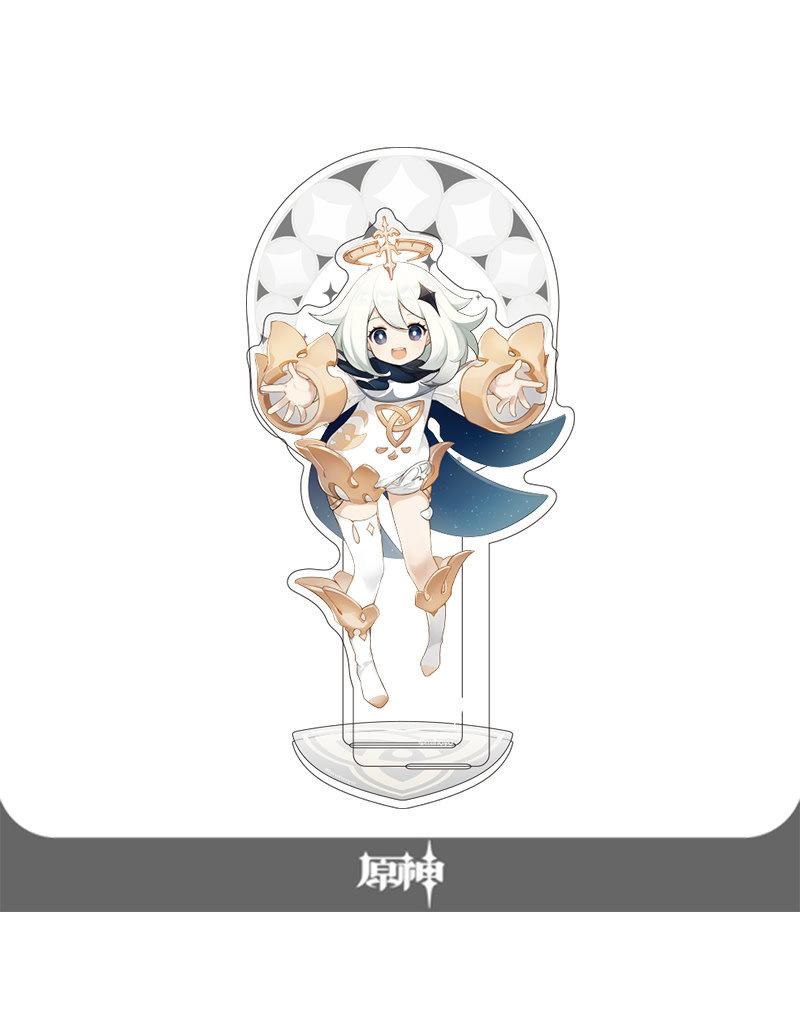 miHoYo Genshin Impact Traveler Series Chara Acrylic Stand