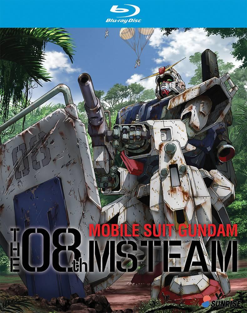 Nozomi Ent/Lucky Penny Gundam 08th MS Team Blu-Ray