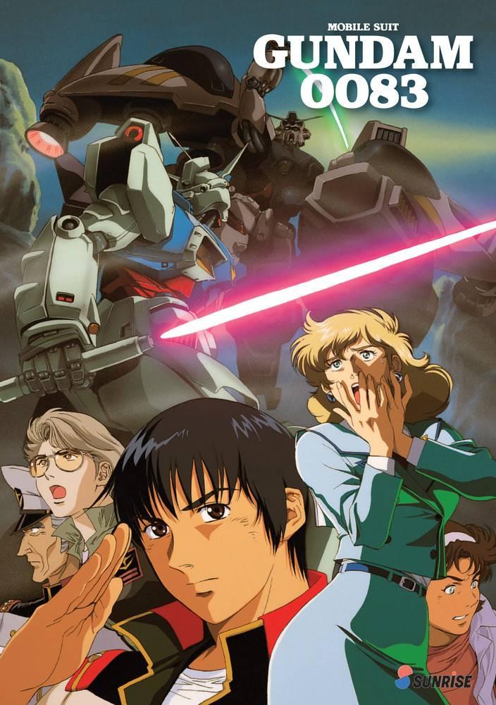 Nozomi Ent/Lucky Penny Gundam 0083 DVD