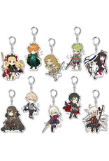 Hobby Stock Fate Grand Order Pikuriru Acrylic Keychain Vol. 9