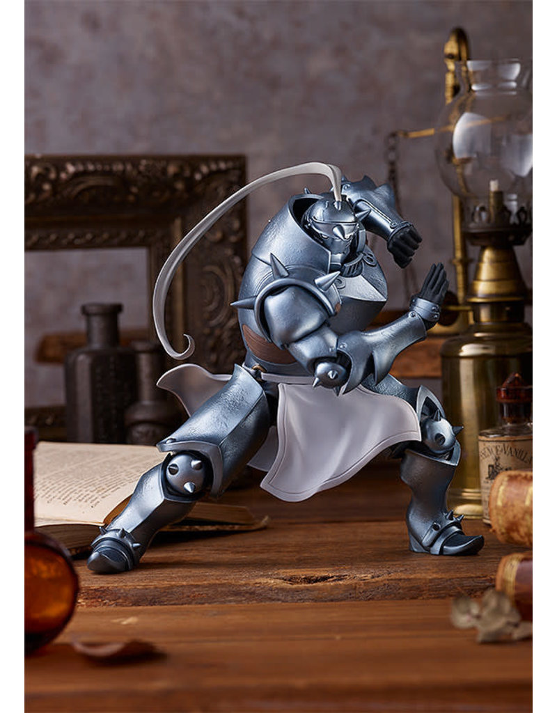 Good Smile Company Alphonse Elric Fullmetal Alchemist Pop Up Parade Figure GSC