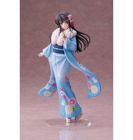 Aniplex of America Inc Mai Sakurajima Kimono Ver Rascal Does not Dream of Bunny Girl Senpai Figure