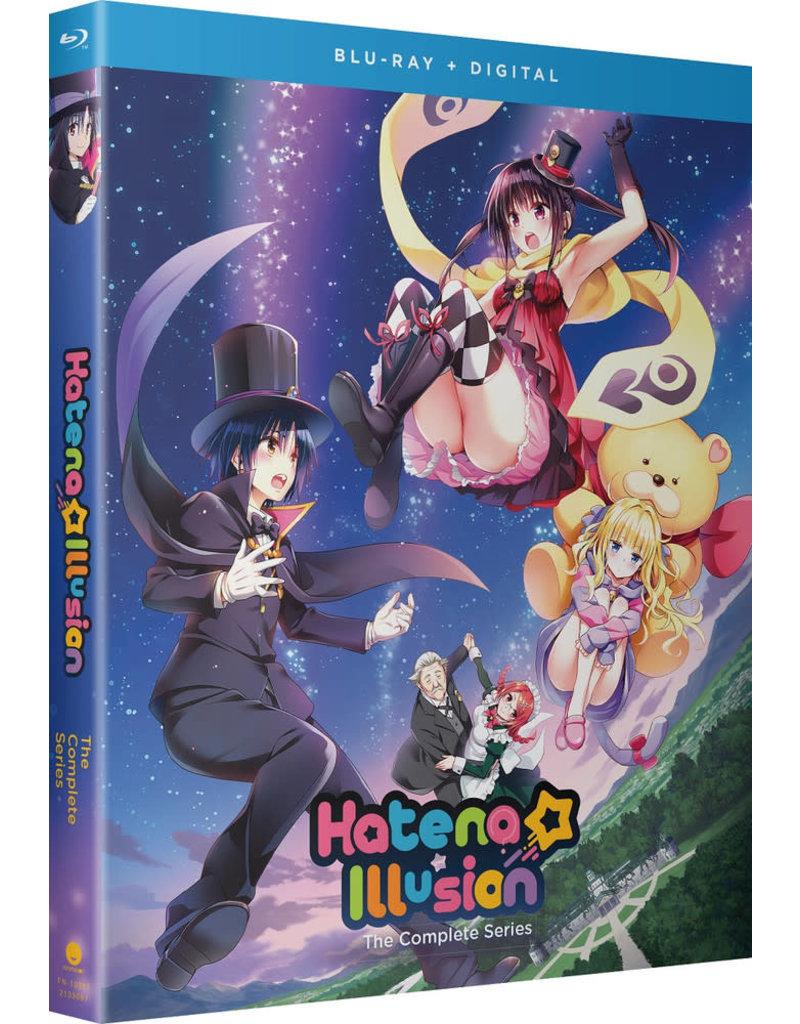 Funimation Entertainment Hatena Illusion Blu-ray