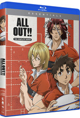 Funimation Entertainment ALL OUT!! Complete Series Essentials Blu-Ray