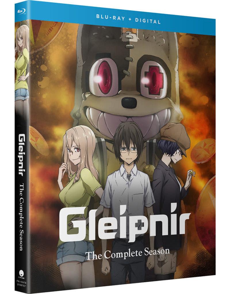 Funimation Entertainment Gleipnir Season 1 Blu-ray