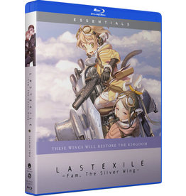 Funimation Entertainment Last Exile Fam The Silver Wing Essentials Blu-ray