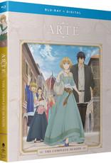 Funimation Entertainment Arte Blu-ray