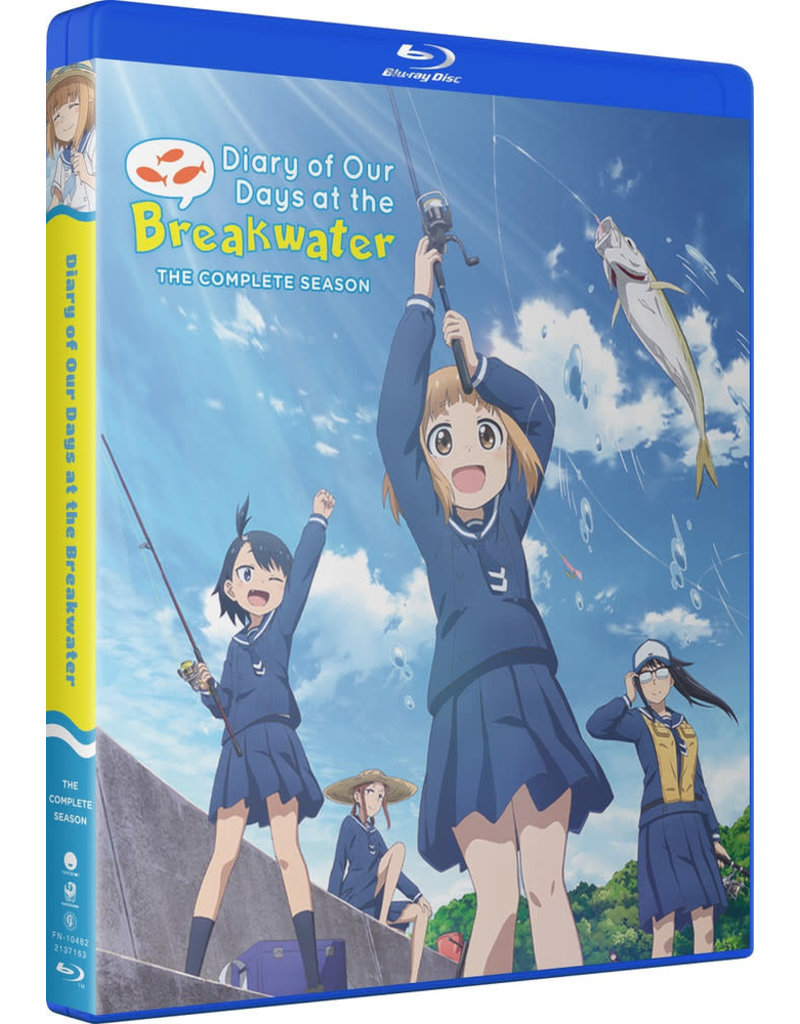 Funimation Entertainment Diary of Our Days at the Breakwater Blu-ray