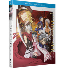 Funimation Entertainment Plunderer Part 2 Blu-ray/DVD