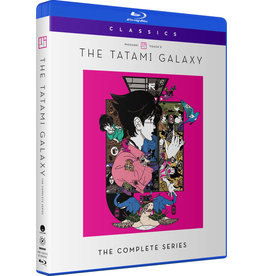 Funimation Entertainment Tatami Galaxy, The Classics Blu-Ray