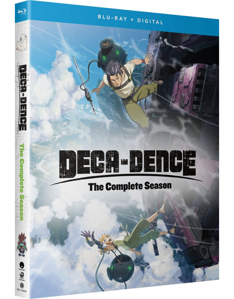 Funimation Entertainment Deca-Dence Blu-ray