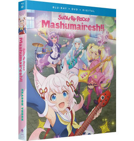 Funimation Entertainment Show By Rock!! Mashumairesh!! Blu-ray/DVD