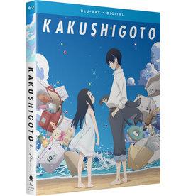 Funimation Entertainment Kakushigoto Blu-ray