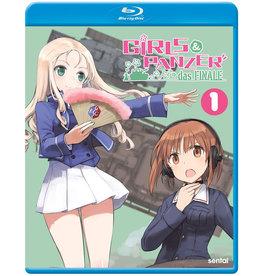 Sentai Filmworks Girls und Panzer das Finale Part 1 Blu-ray