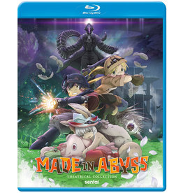 Sentai Filmworks Made In Abyss Theatrical Collection Blu-ray