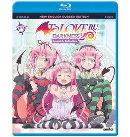 Sentai Filmworks To Love Ru Darkness 2 Blu-ray