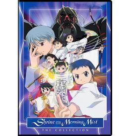 Media Blasters Shrine of the Morning Mist DVD
