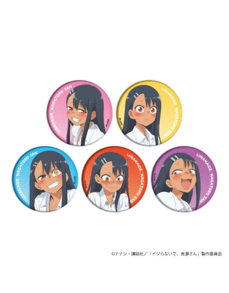 Don't Toy With Me Miss Nagatoro Can Badge A3