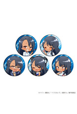 Don't Toy With Me Miss Nagatoro Chibi Vers Can Badge A3