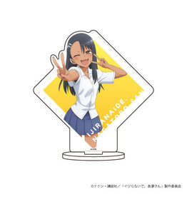 Don't Toy With Me Miss Nagatoro Summer Uniform Vers. Large Acrylic Stand A3