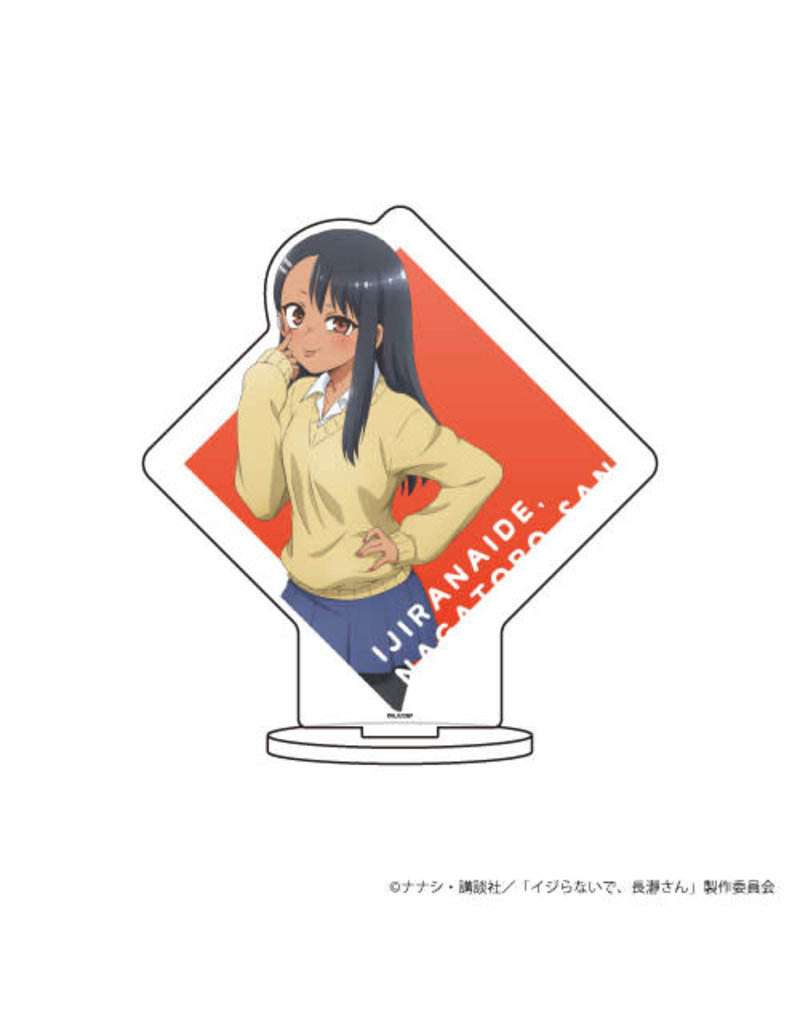 Don't Toy With Me Miss Nagatoro Winter Uniform Vers. Large Acrylic Stand A3