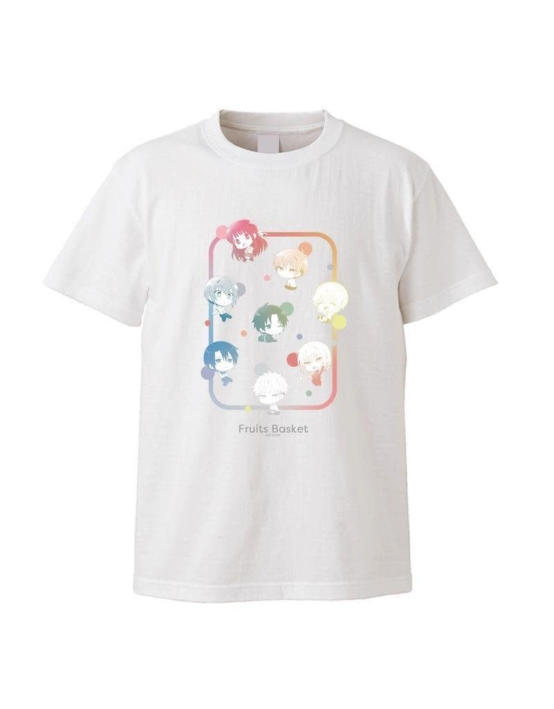 Fruits Basket T-Shirt White