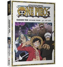Funimation Entertainment One Piece Season 10 Part 4 DVD