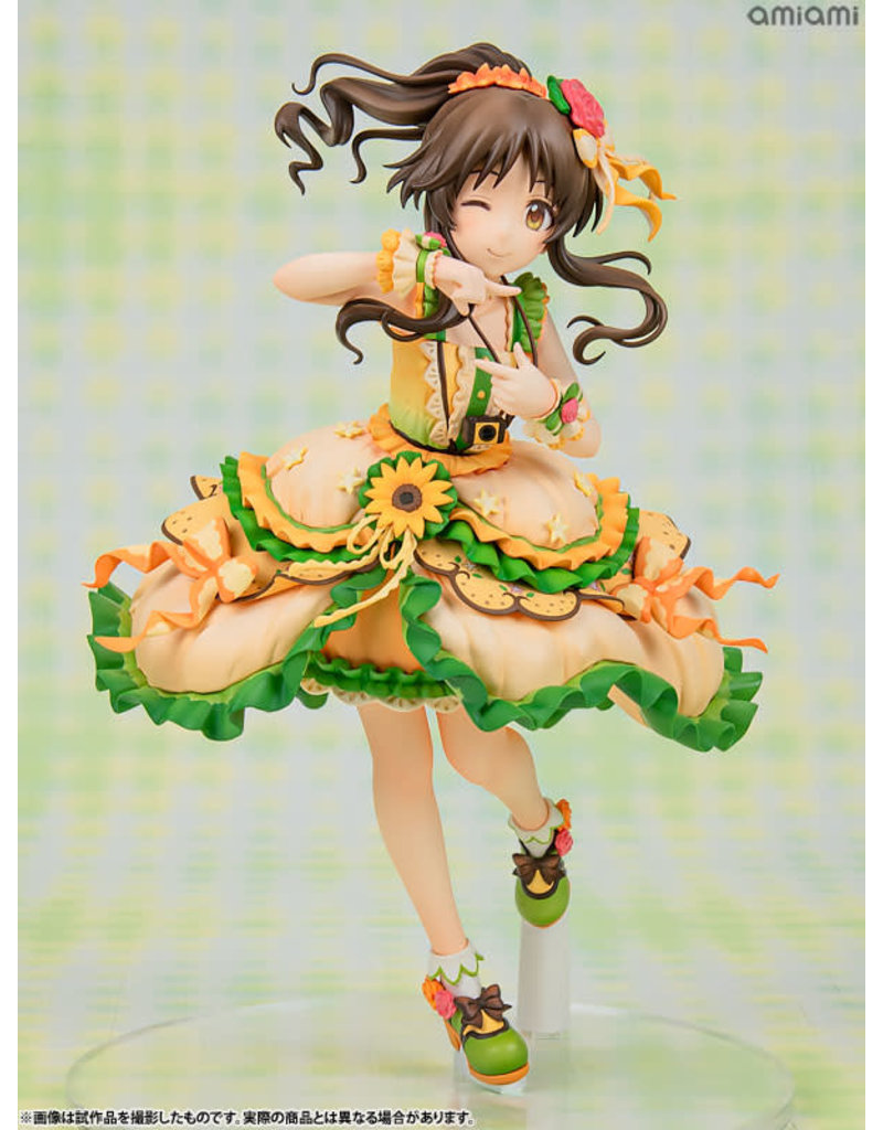 AmiAmi Aiko Takamori Handmade Happiness Vers. Idolm@ster CG Figure AmiAmi