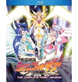 Discotek/Eastern Star Symphogear Season 1 Blu-Ray