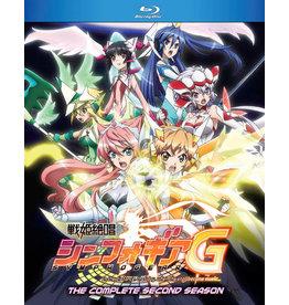 Discotek/Eastern Star Symphogear G Season 2 Blu-ray